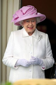 Beautiful picture of The Queen.