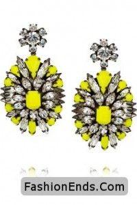 Shourouk Fall Gems Latest Jewelry