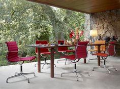 Aluminium Chair EA 101, EA 103, EA 104