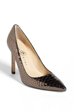Ivanka Trump 'Carra' Pump | Nordstrom. Party shoe that can work at the office