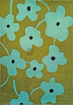 Festival Rug (Multiple Sizes) by Foreign Accents-FHT2599-7-5-x9-6-,FHT2599-5-x7-3-