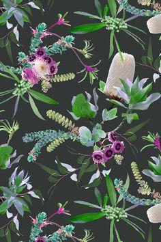 Kleureninspiratie SEP | Garden | Colourway 2 © Louise Jones