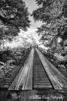 Bridge to the Heavens. Mena, Arkansas