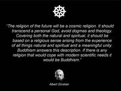 Einstein said it