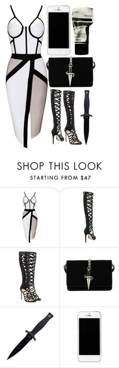 """""""Untitled... 114"""" by thewexknd ❤ liked on Polyvore featuring Tamara Mellon, Cesare Paciotti, Handle and Aesop"""