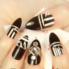 Stiletto nails ~