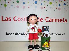 Las cositas de Carmela: FoFucho Lapicero
