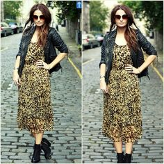 Image result for cheetah print dresses