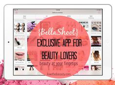 BellaShoot Beauty iPhone   iPad App: Beauty at Your Fingertips! #beautyblogger #beautytips