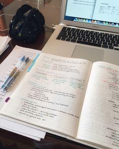 Del's Studyblr