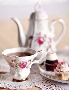 Beautiful Teapot and teacup!