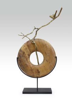 sculpture  ceramics Abstract Sculpture, Sculpture Art, Decorative Objects, Decorative Accessories, Chinese Element, Asian Interior, Artistic Installation, Decoration Piece, Small Sculptures