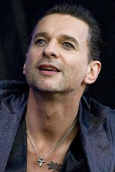 Dave Gahan from Depeche Mode  TOTU