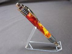 Custom 24k Gold Plated Spartan Click Pen in by ShjonsPensandStuff, $34.99