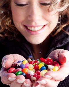 Jelly bean facts and recipes for Easter and National Jelly Bean Day - who knew?