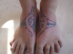 Maori tattoo designed for me
