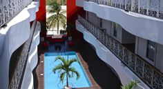 In Fashion Hotel & SPA Playa Del Carmen Located in Playa del Carmen, this adult-only hotel is 100 meters from the Caribbean Sea. This ultramodern hotel features a full-service spa, 1 outdoor pool and a terrace with ocean views.