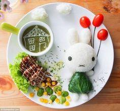 Miffy plate
