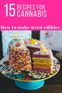 15 Recipes for Cannabis Edibles - 15 Delicious ways to eat your medicine.