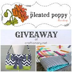 GIVEAWAY pleated poppy gift card