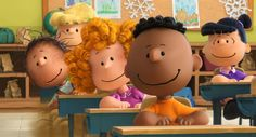 Happy Franklin Day: First Black 'Peanuts' Character Honored - NBC News