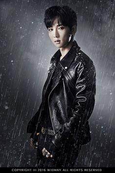 Suhyun 수현 || Choi Hyunggeun 최형근 || Snuper || 1992 || 177cm || Main Vocal || Rapper