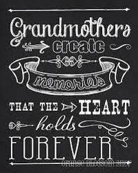 Family. Grandmas.