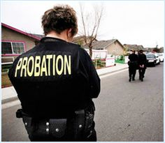 How to become probation officer