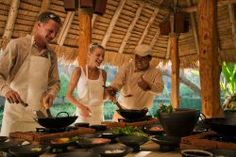 You love to cook? Pack your things and take the next plane to thailand! Best kitchen on earth!