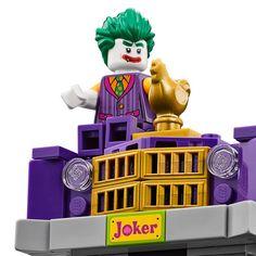 THE LEGO BATMAN MOVIE The Joker Notorious Lowrider 70906 Batman Toy   #GiftsforLegoLover