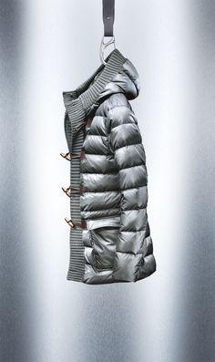 Piumini uomo inverno 2015, viva il colore! Herno montgomery in nylon chamonix