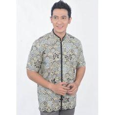 Dunia Fashion - Baju Batik Pria 2062