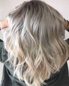 Blonde hair ideas, bombshell blonde, pearl blonde, ash blonde, long hair color ideas, long layers, long haircut, long hairstyles, highlights, balayage, #hairbytasha
