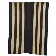 An Early Classic Navajo Man's Wearing Blanket, Ute Style | Lot | Sotheby's