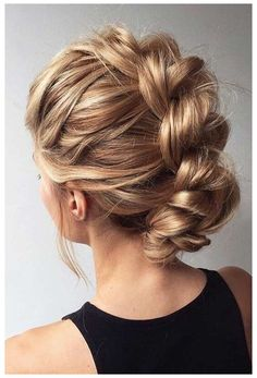Updo Hairstyle 647603621404701317 -  Just $14.99    You're Looking for Effortless Easy Bun Hair Styles?   Updo Hairstyle 647603621404701317 -  Just $14.99    You're Looking for Effortless Easy Bun Hair Styles?    Change Your Look in Seconds    Suitable for various occasions such as prom, wedding or  going shopping.    Visit SWACC & Grab yours now!     #topdotcom369 Source by topdotcom369 Braided Mohawk Hairstyles, Short Hair Updo, Wedding Hairstyles For Long Hair, Braids For Long Hair, Twist Hairstyles, Braided Updo, Summer Hairstyles, Cool Hairstyles, Bridesmaids Hairstyles