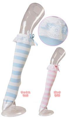 socks507 - Socks - LOLITA $3.47 2 colors available
