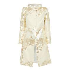 Fee G Vintage Gold Coat