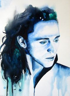 loki fan art work