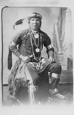 Old Photos - Otoe | www.American-Tribes.com