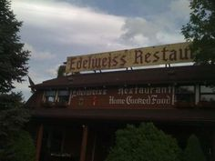 Edelwiess Restautant in Staunton, VA loved this place went twice in one trip to this area.