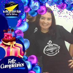 Hoy de #cumpleaños nuestra compañera de @LaTertuliaFM Andrea Rocha (@andrearochap). Felicidades en este día especial.