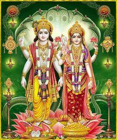 Laxmi Narayan . Om Vishnu.