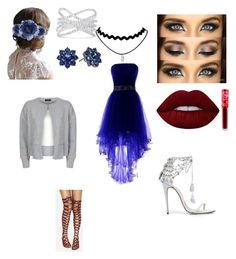 12 by emma-milan on Polyvore featuring moda, Burberry, Marchesa, Nina, Effy Jewelry, Accessorize and Lime Crime