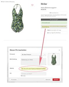Great news: Pinterest now allows the usage of affiliate links on their platform. Which means that you can now pin product…