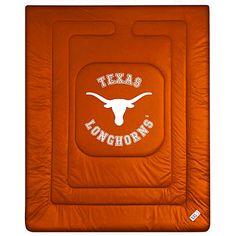 Texas Longhorns Twin Size Locker Room Comforter - $63.99