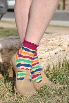 Nellie socks by Sweet Marcel
