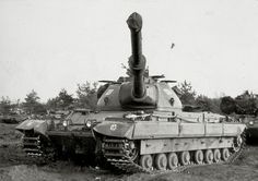 British Conqueror| Atomic Express » Blog Archive » Tanks for the Memories