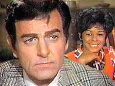 TV Show: Mannix with Mike Connors and Gail Fisher