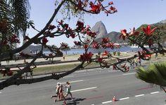 Maratona feminina (Foto: Reuters)