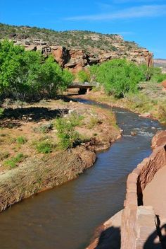 Freemont River, Capitol Reef National Park
